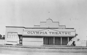 Image: Olympia Theatre c1930 Source: State Library of Queensland