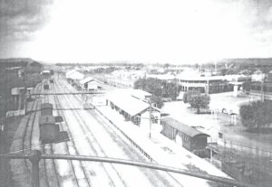 Image: Oakey Station Source: Oakey Local Studies Collection