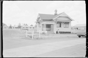 Image: Oakey Post Office c.1920 Source: National Australian Archives