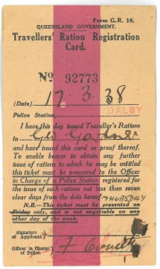 Image: Ration Card