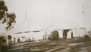 Image: The Big Top 1951 Source: Beryl Vohland