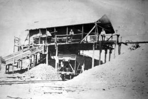 Image: Federal Colliery c1920 Source: Dpt. of Defence