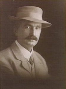 Image: Arthur Hoey Davis c.1910 Source: State Library of Victoria