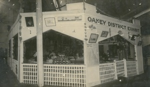 Image: Oakey District Exhibition 1931 Source: J. Donges