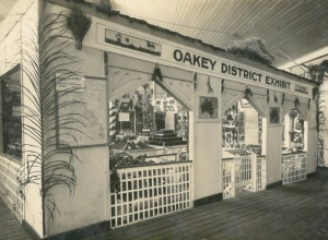 Image: Oakey District Exhibition 1928 Source: J. Donges
