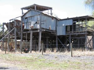 Image: Acland Coal Mine 2006 Source: Qld Heritage Staff